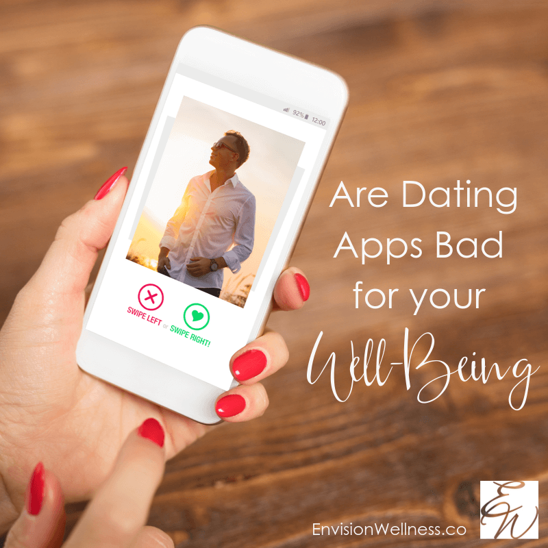 Dating Apps bad for your wellbeing Miami