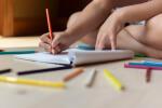 Child coloring, ADHD Testing for Children, Miami, FL