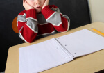 Child frustrated with school work, ADHD Evaluations for Children, FL