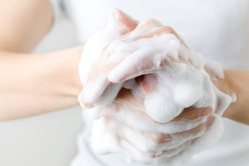 person washing hands, OCD Therapy, Coral Gables, FL